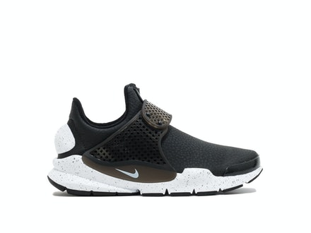 Sock Dart Premium Black White (W)