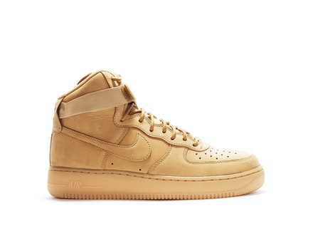 Air Force 1 High 2007 Flax