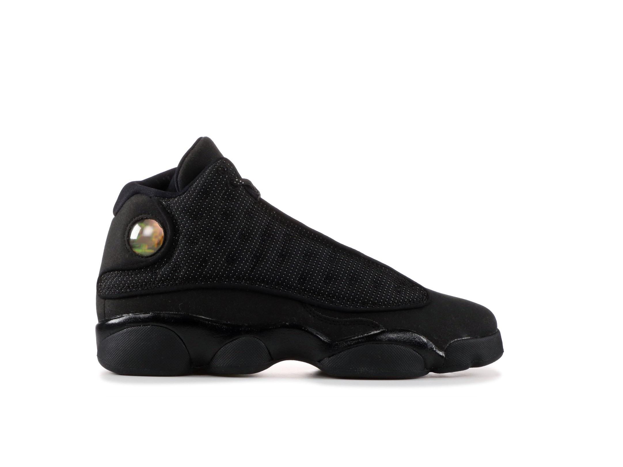 2447c8e3dd2 Shop Air Jordan 13 Retro GS Black Cat Online | Laced