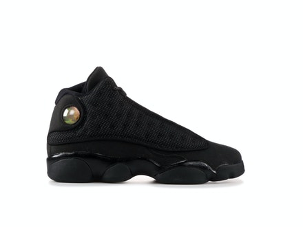 Air Jordan 13 Retro GS Black Cat