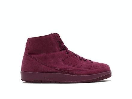 Air Jordan 2 Retro Deconstructed Bordeaux
