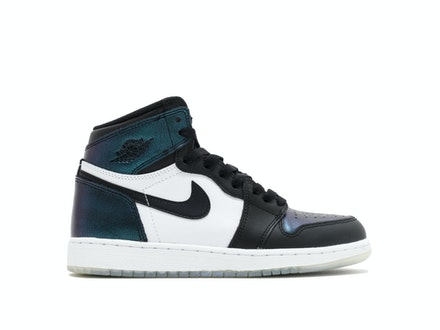 Air Jordan 1 Retro High OG BG All Star Chameleon