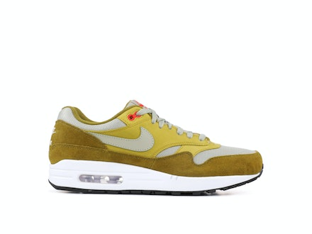 Air Max 1 Premium Retro Green Curry