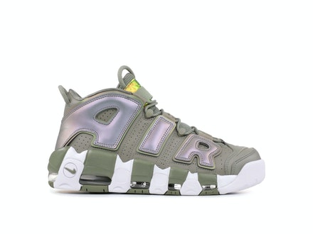 Air More Uptempo Shine (W)