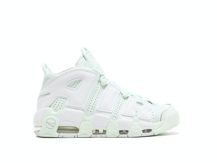 Air More Uptempo Barely Green (W)