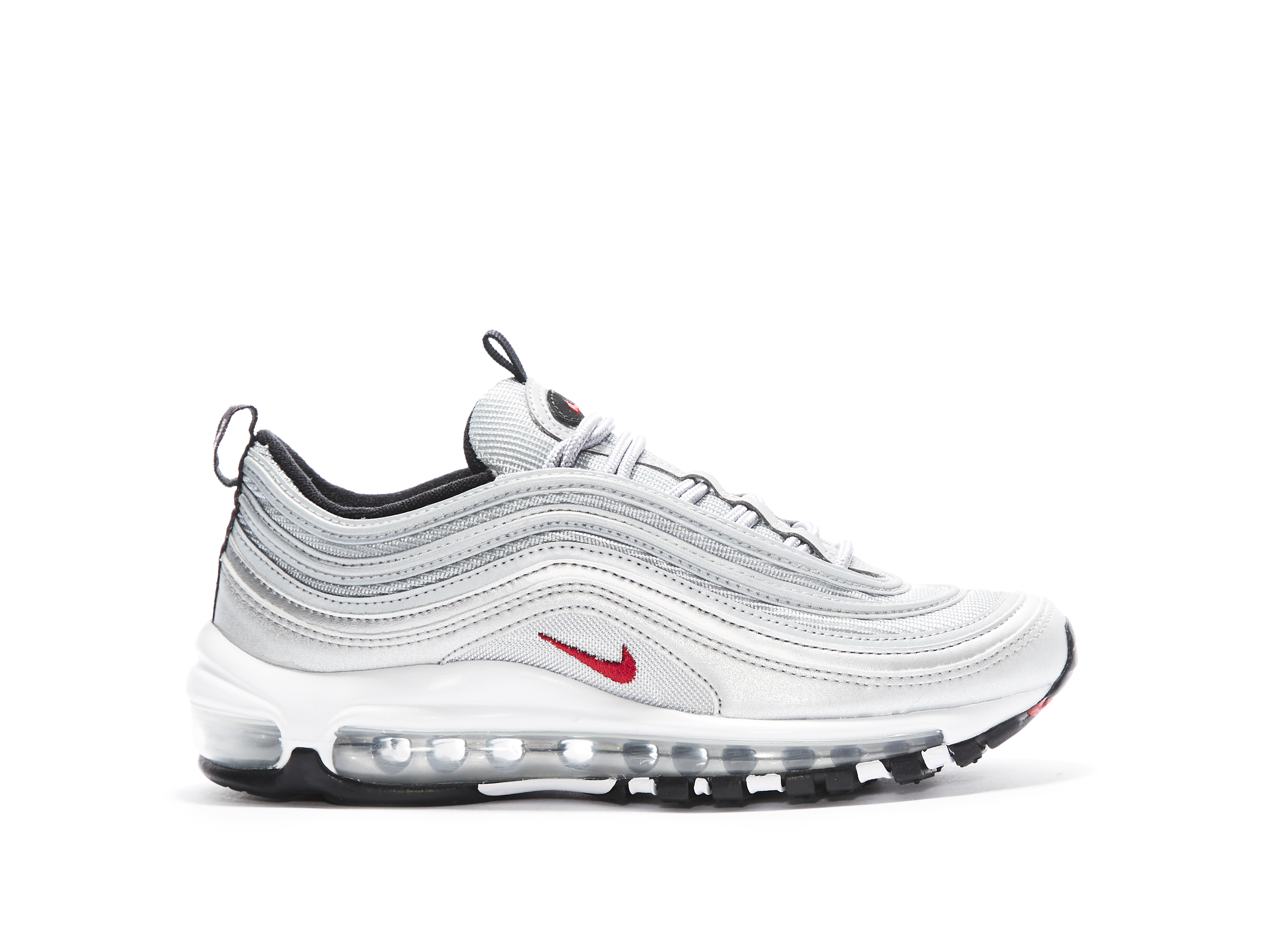 Shop Air Max 97 OG QS GS Silver Bullet Online | Laced