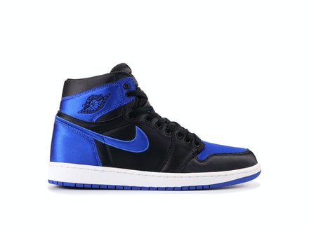 Air Jordan 1 Retro High EP Satin Royal