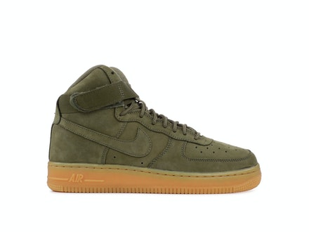 Air Force 1 High WB GS Medium Olive