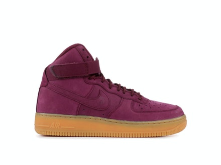 Air Force 1 High WB GS Bordeaux