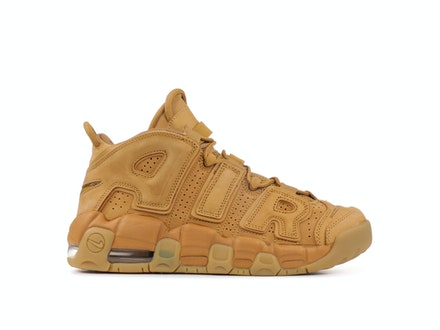 Air More Uptempo GS Flax