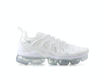 Air VaporMax Plus White Platinum