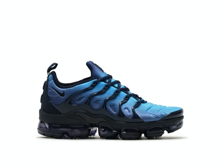 Air VaporMax Plus Photo Blue