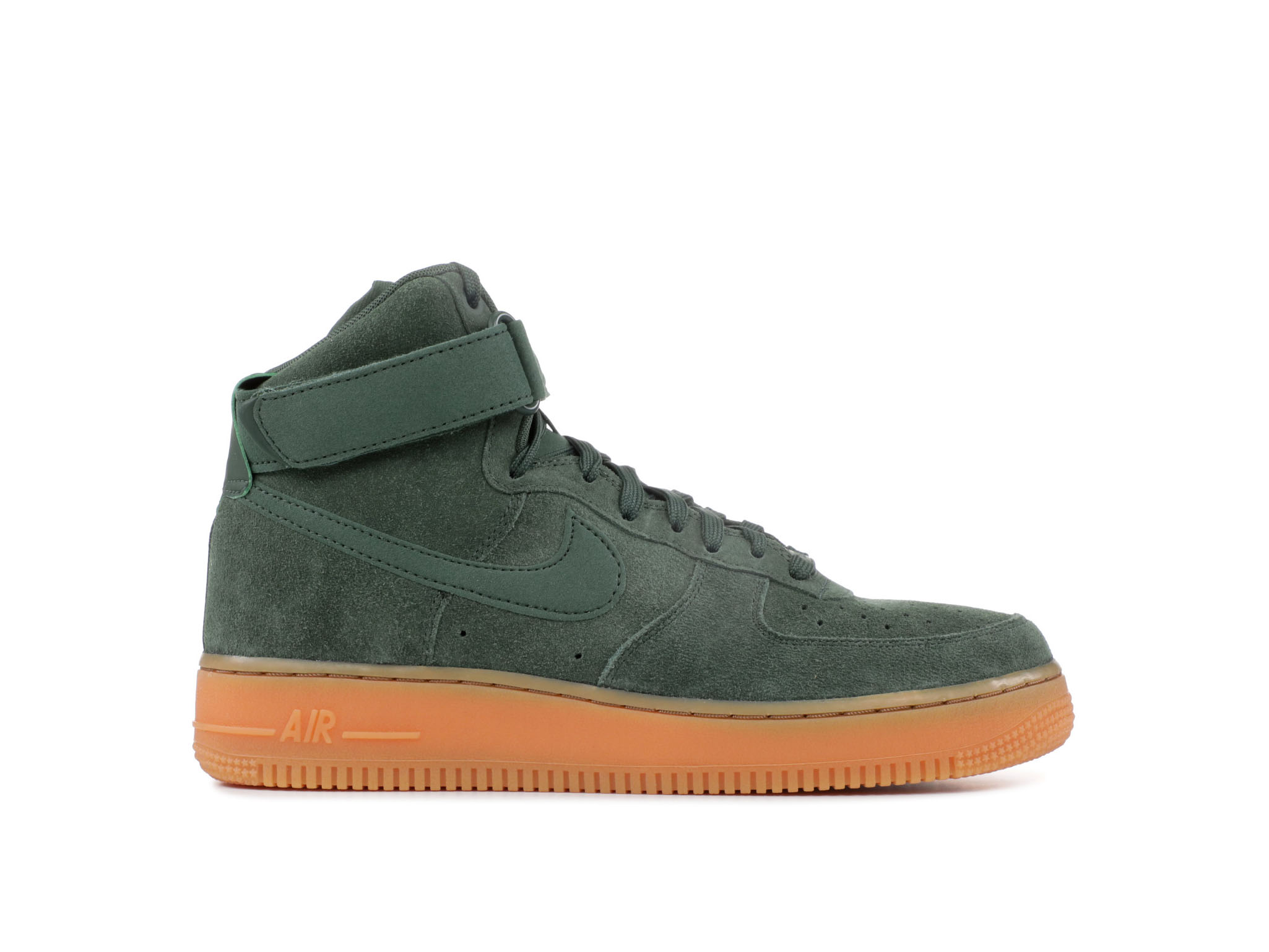 Shop Air Force 1 High 07 LV8 Suede Vintage Green Online Laced  Laced