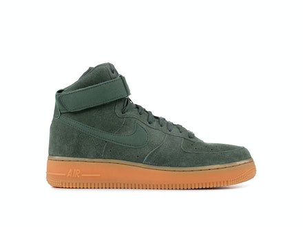 Air Force 1 High 07 LV8 Suede Vintage Green