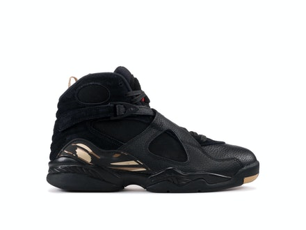 Air Jordan 8 Retro Black x OVO