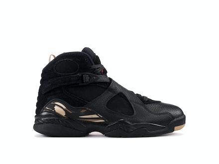 Air Jordan 8 Retro Black x OVO