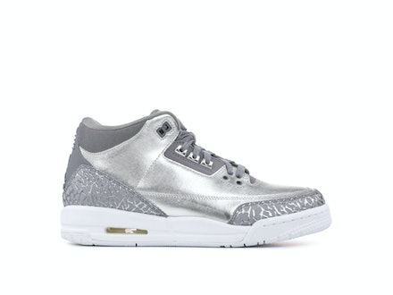 Air Jordan 3 Retro Premium HC GG Chrome