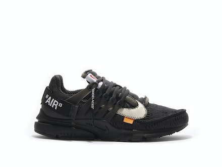 Air Presto Black x Off-White