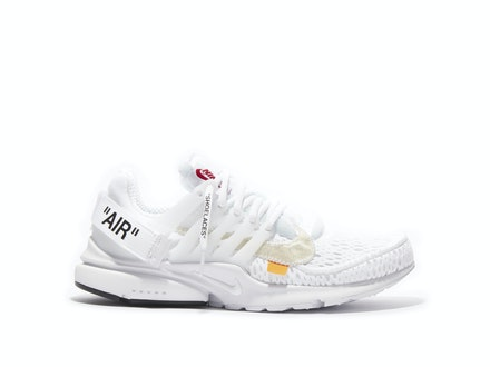Air Presto White x Off-White