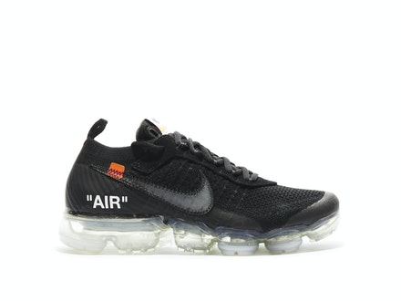 Air Vapormax Black x Off-White
