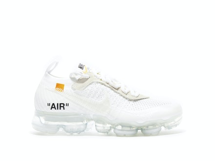 Air Vapormax White x Off-White
