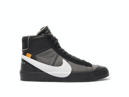 Blazer Mid Grim Reapers x Off-White