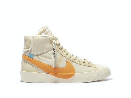 Blazer Mid All Hallows Eve x Off-White