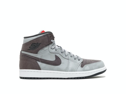 Air Jordan 1 Retro High Premium Grey Camo