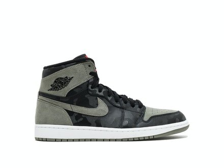 Air Jordan 1 Retro High Premium Shadow Camo