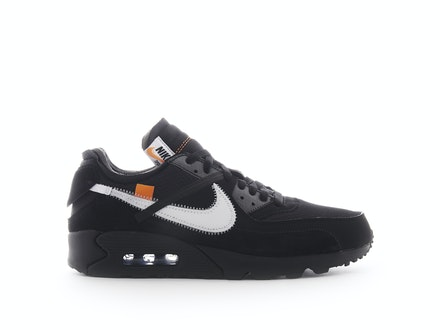 Air Max 90 Black x Off-White