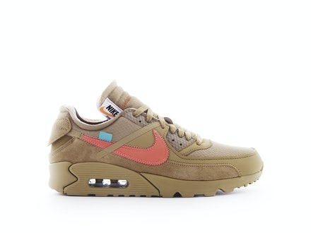 Air Max 90 Desert Ore x Off-White