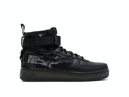 SF Air Force 1 Mid Tiger Camo