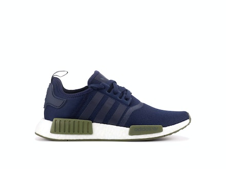 Finishline NMD R1 Navy