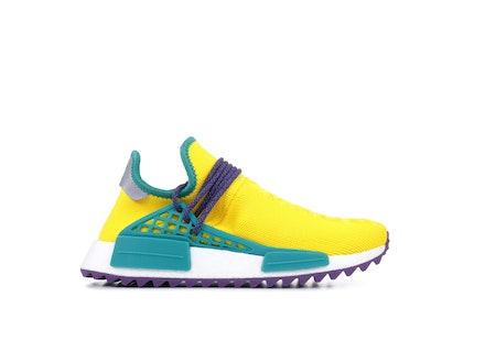 NMD Human Race Trail Friends and Family Yellow x Pharrell