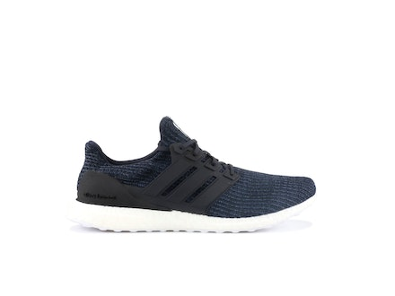 Deep Oceon Blue UltraBoost x Parley