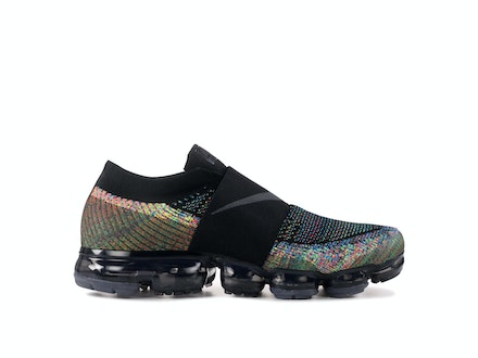 Air VaporMax Moc Black Multi Color