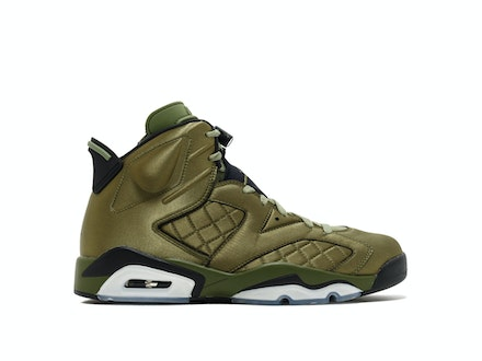 Air Jordan 6 Retro Pinnacle Flight Jacket