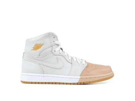 Air Jordan 1 Retro High Premium Dipped Toe (W)