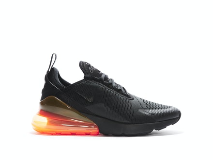 Air Max 270 Black Orange