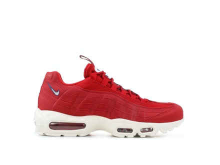 Air Max 95 TT Pull Tab Gym Red