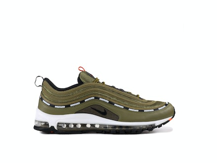 Air Max 97 OG Olive x Undefeated