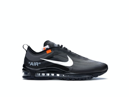 Air Max 97 Black x Off-White