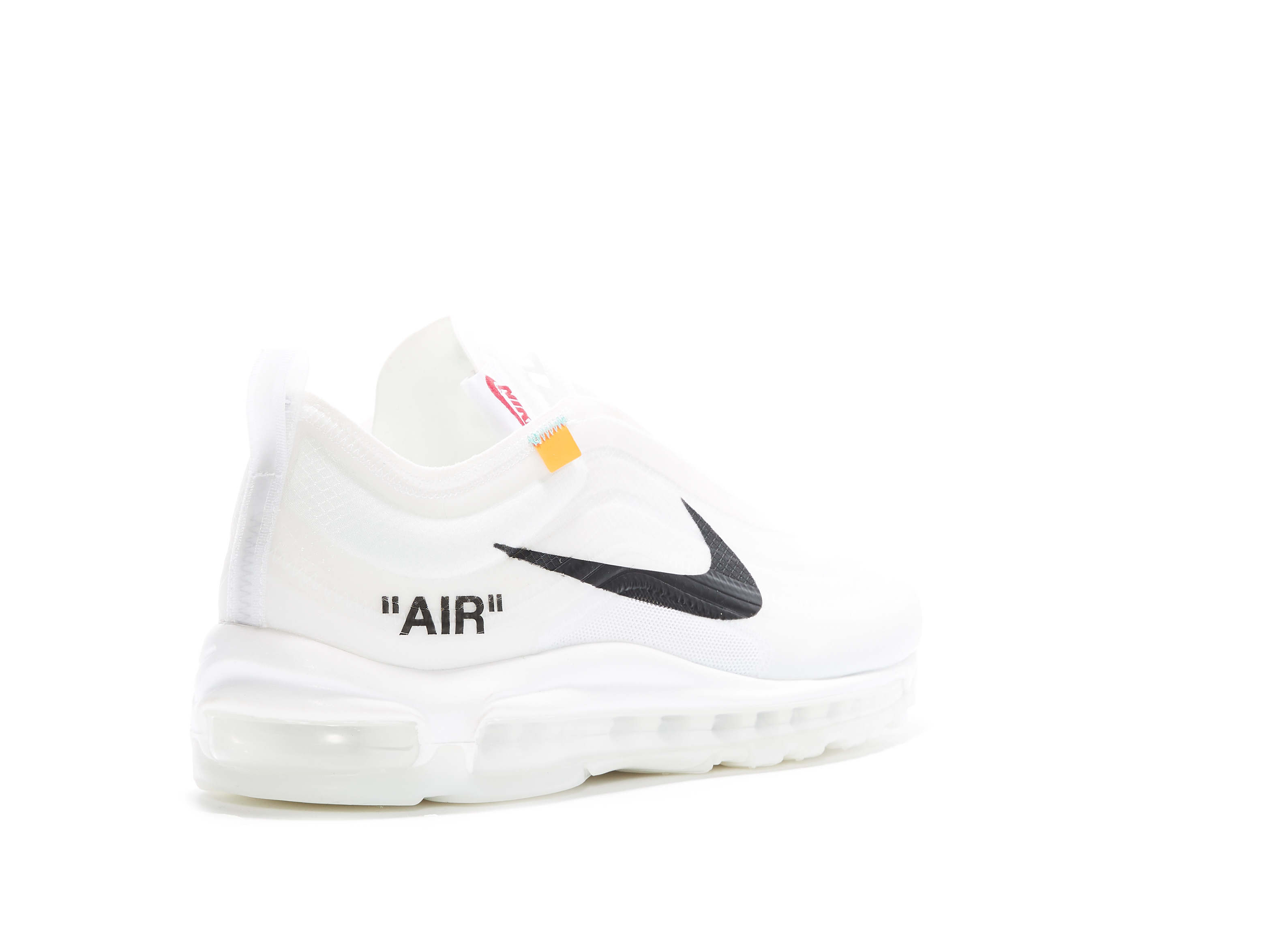 5ee3cc0406 Air Max 97 White x Off-White. 100% AuthenticSold out! Nike / AJ4585-100