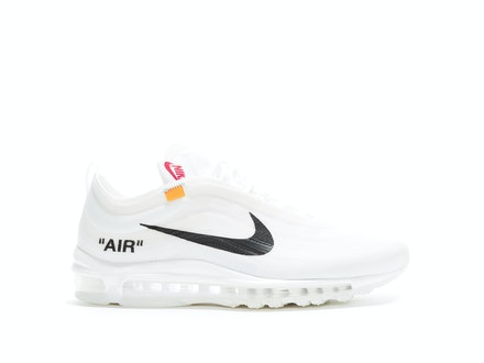 Air Max 97 White x Off-White