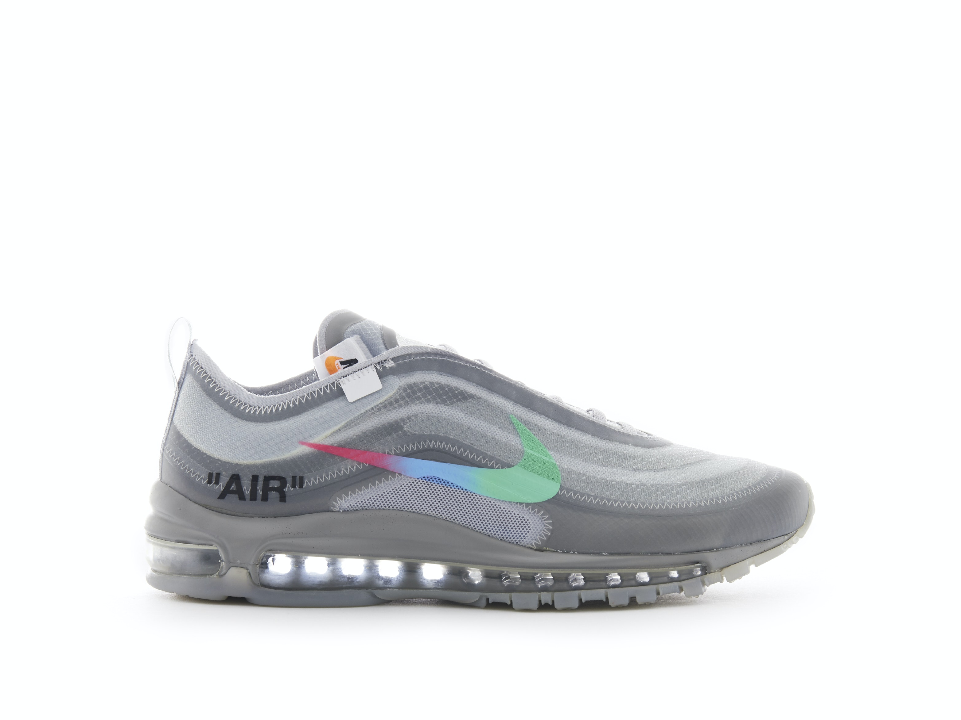 the best attitude 813b9 e3502 Air Max 97 Menta Trainers | Nike Air Max Off White Sneakers ...