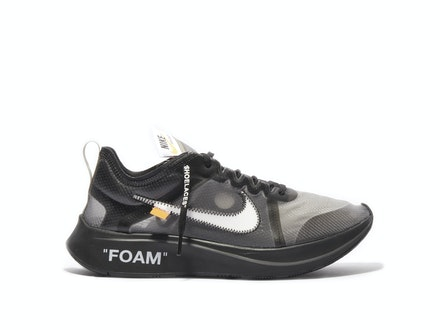 Zoom Fly SP Black x Off-White