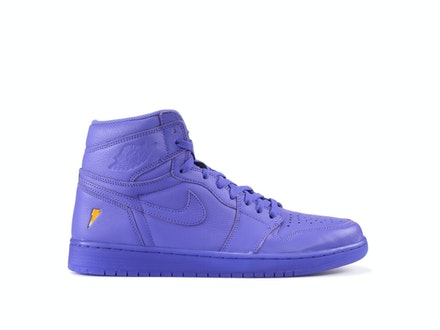 Air Jordan 1 Retro High OG G8RD Rush Violet