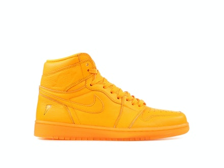 Air Jordan 1 Retro High OG G8RD Orange Peel