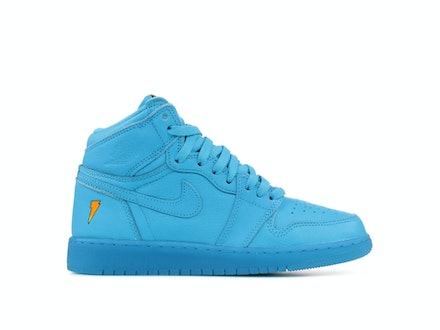 Air Jordan 1 Retro High OG G8RD GS Blue Lagoon