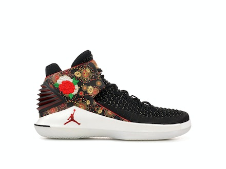 Air Jordan 32 2018 Chinese New Year